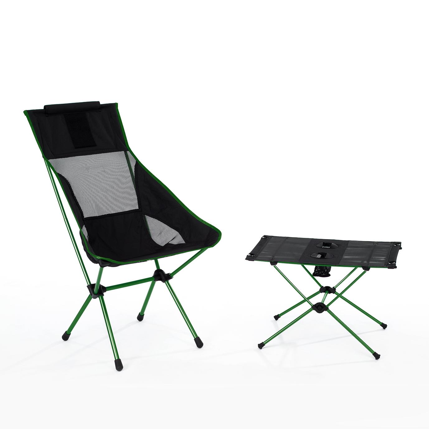 Helinox Tisch + Stuhl