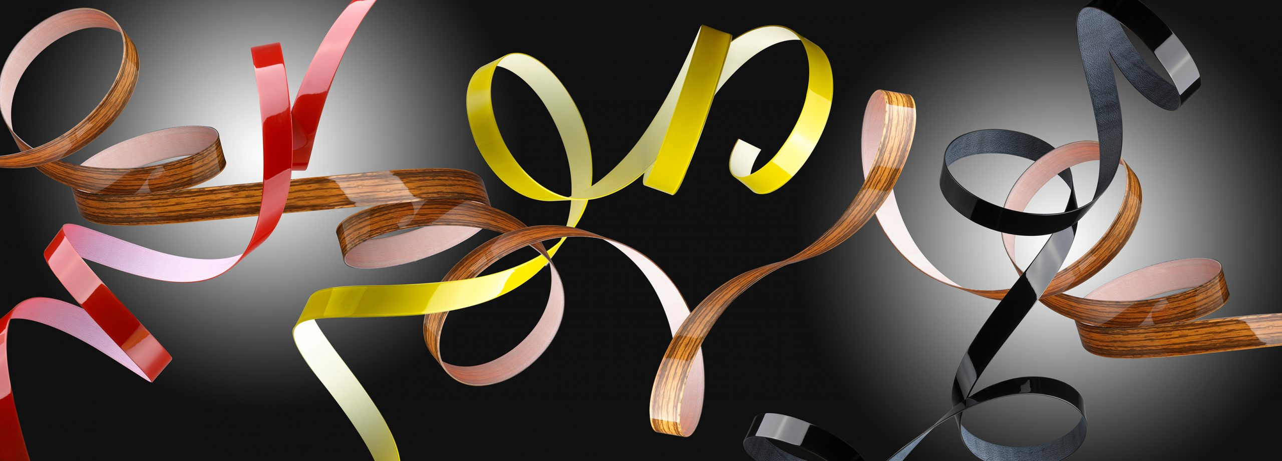 SURTECO - Kantenbänder glänzend für die Möbelfertigung